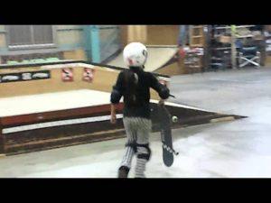 高校2年の小川希花(きはな)東京五輪の強化指定選手