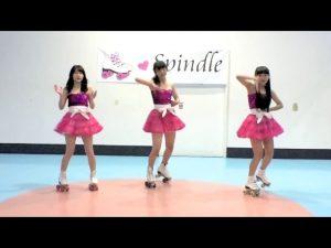 "Spindle""愛踊祭2017""で投票受付中"
