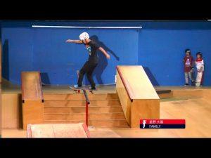 スケートボード:東京五輪の年の日本選手権が五輪代表の選考会